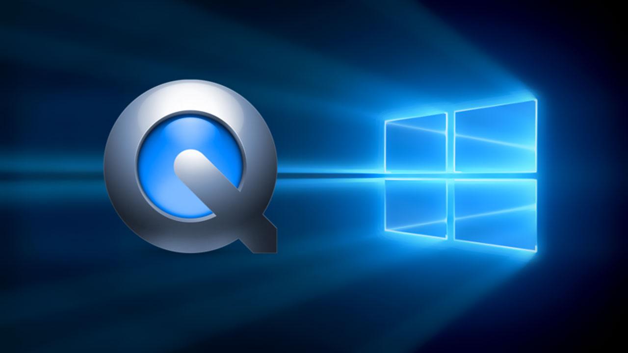 QuickTime para Windows, abandonado